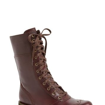 Timberland Earthkeepers® 'Savin Hill' Toe Cap Leather Boot (Women) | Nordstrom