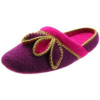 ACORN Women`s Cleo Flat,Plum Pink,11 M US