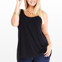 Plus Size Layering Tank Top | Fashion To Figure