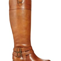 INC International Concepts Fahnee Wide Calf Riding Boots - Shoes - Macy's