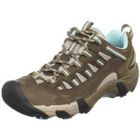 Keen Women`s Alamosa Multi-Sport Shoe,Shitake/Aruba Blue,11 M US