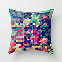 Pixellated Pillow Cover
