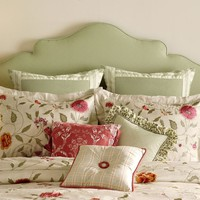 Curvy Headboard in Marilyne-King - French Country - Pierre Deux