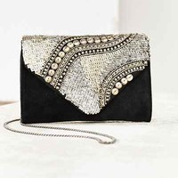 Ecote Embellished Envelope Clutch - Urban Outfitters