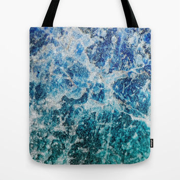MINERAL MAGIC Tote Bag by Catspaws | Society6