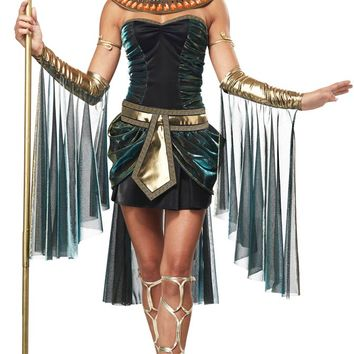 Egyptian Goddess Sexy Costume - Egyptian Costumes