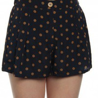 Dots Away Shorts