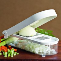 Vegetable Chop & Measure
