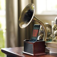 Gramophone iPod?- Station | Pottery Barn