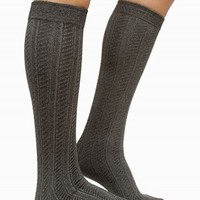 FLEECE LINED BOOT SOCKS