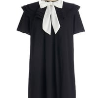 Impartial Persona Dress | Mod Retro Vintage Dresses | ModCloth.com