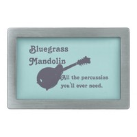 Bluegrass Mandolin - All the Percussion You Need