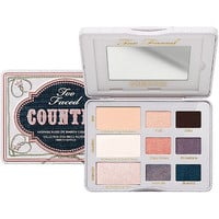 Country Nashville Nudes Eye Shadow Collection