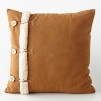 Ugg for Home Bailey Button Pillow, 20Sq.
