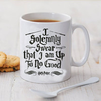 harry potter magic speells mug