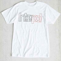 Interpol Tee - Urban Outfitters