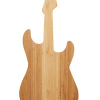 Yummy Strumming Cutting Board | Mod Retro Vintage Kitchen | ModCloth.com