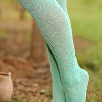 When Morning Comes Boot Socks-Sage