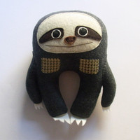 Sloth Softie by Follow