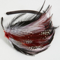 Tango Feather Headband | Multi Feather Headband | fredflare.com