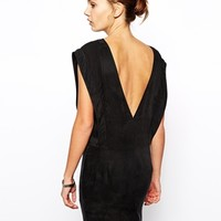 Calvin Klein Jeans Dress With Deep V Back
