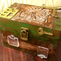 Strange Machine Trinket Box by agentofchaos on Etsy