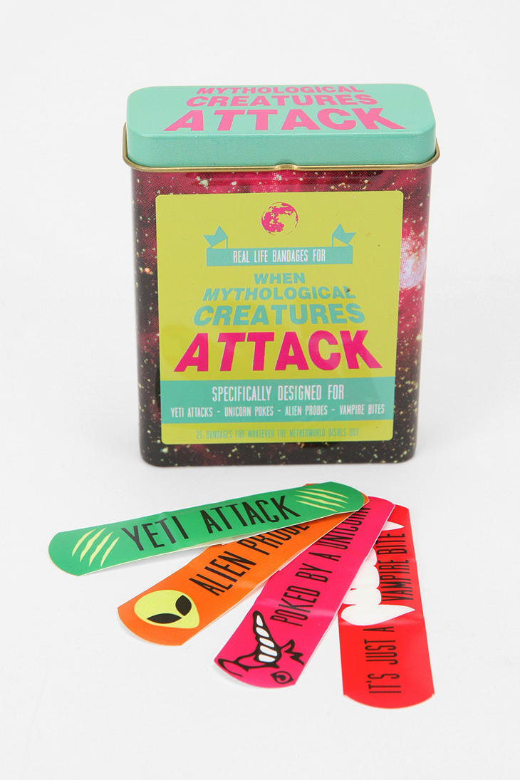 Creature Attack Bandages