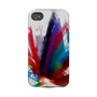 Dancing Peacock - Case 4/4S Tough Iphone 4 Cover from Zazzle.com
