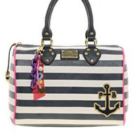 Paul's Boutique Stripe Molly Bag at asos.com