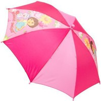 Berkshire Girls 7-16 Dora The Explorer Umbrella