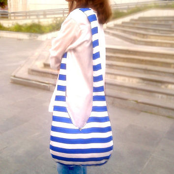 Tote Bag - Crossbody Bag - Hip Bag - Canvas bag