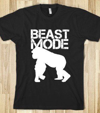 BEAST MODE - Workout Shirts
