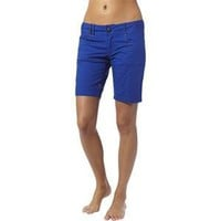 Fox Racing Women`s Undercover Bermuda Shorts - 5/Blue