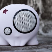 BoomBotix  Store  BB1 DIY White Loud Speaker