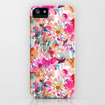 Local Color (Pink) iPhone & iPod Case by Jacqueline Maldonado