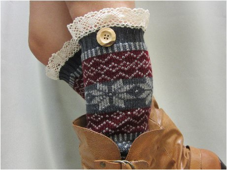 Baby Leg Warmers for Mila - The Purl Bee - Knitting Crochet Sewing