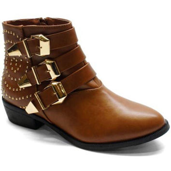 SAMANTHA LUXE BOOTIES