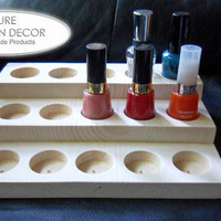 Nail Polish Display Nail Polish Holder Nail Polish Organizer Nail Polish Rack Nail Polish Stand
