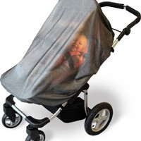 Solarsafe Stroller , Playard & Pack `n Play Net - 85% UV protection
