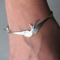 swallow bracelet