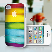 friendship iphone 4 case iphone 4s case iphone 4 cover Iphone Logo colorized texture image unique design printing