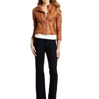 Doma Women`s Jacket With Zipper Detailing
