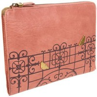 Fossil Women`s Penelope SL3821 Laptop Sleeve,Salmon,One Size
