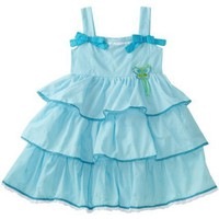 So La Vita Toddler Girls Toddler Butterfly Applique Dress