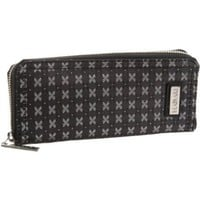 Hadaki Money Pod Large Wallet,Diamond Stars,one size
