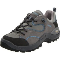 Lowa Women`s Tempest LO Hiking Shoe,Dark Grey/Light Grey,10 M US