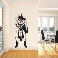 Assassins Creed Brotherhood Vinyl Wall Art Decal  WD-0347