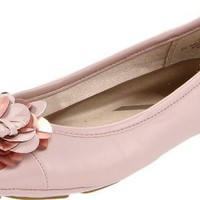 AK Anne Klein Sport Women`s Bloom Ballet Flat,Light Pink,9.5 M US