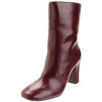 Rockport Women`s Helena Bootie,Merlot Smooth Leather,8.5 M US