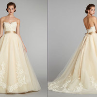 Lazaro wedding dress - Style LZ3251